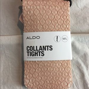 🌙 NEW! 🌙 ALDO Collants Tights in Pink